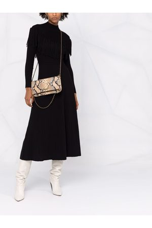 Sandro Women Casual Dresses - Long-sleeve jumper dress