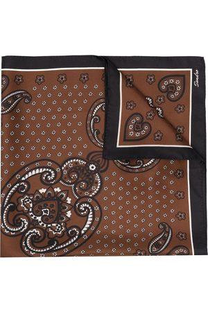 Sandro Bandana print neckerchief