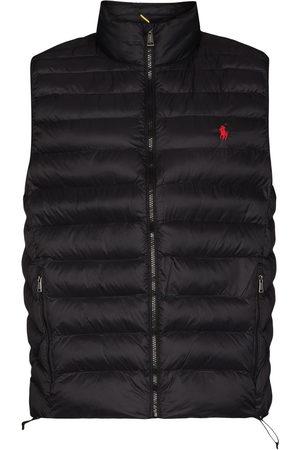 Polo Ralph Lauren Men Gilets - Terra padded zipped gilet