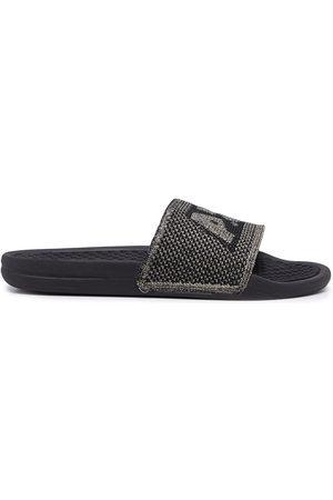 APL Athletic Propulsion Labs Men Sandals - Logo-print open-toe slides