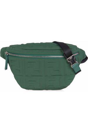 Fendi Boys Bags - Logo-embossed belt bag