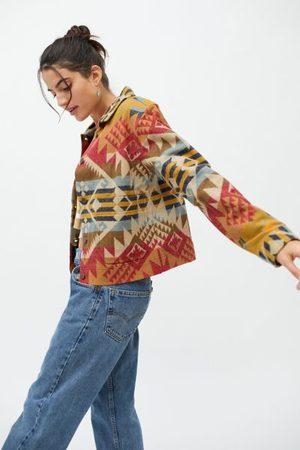 Pendleton Women Jackets - Cadwell Wool Jacket