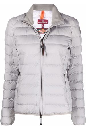 Parajumpers Women Puffer Jackets - Quilted puffer jacket - Grey