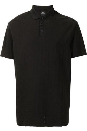 Armani Men Polo Shirts - Short-sleeved polo shirt