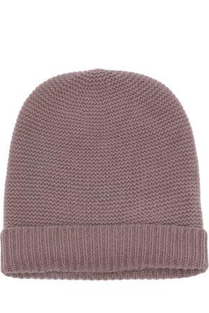 N.PEAL Beanies - Purl-knit organic-cashmere beanie
