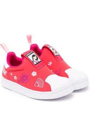 adidas Girls Sneakers - Superstar Mulan sneakers