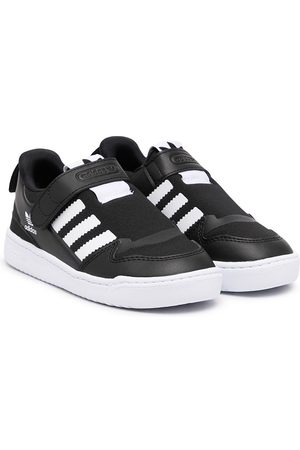 adidas Boys Flat Shoes - Forum 360 slip-on sneakers