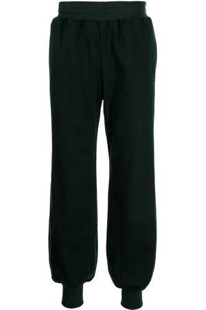 Samuel Gui Yang Wide-leg track trousers