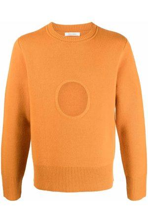 CRAIG GREEN Men Long sleeves - Hole long-sleeve jumper