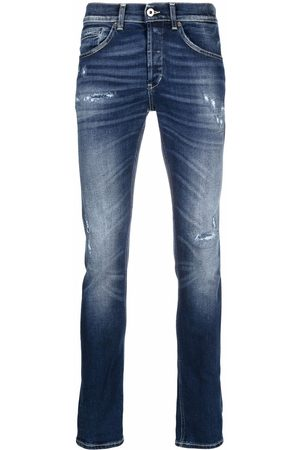 Dondup Men Slim - George organic-cotton jeans