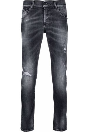 Dondup Ritchie faded jeans