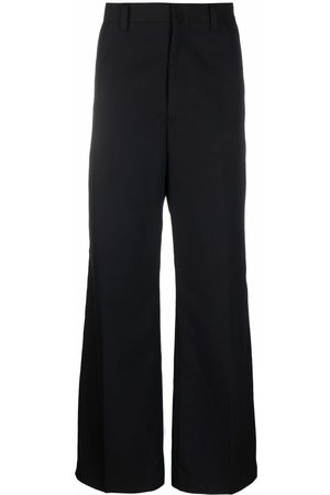 JUNYA WATANABE Men Formal Pants - Wide-leg tailored trousers