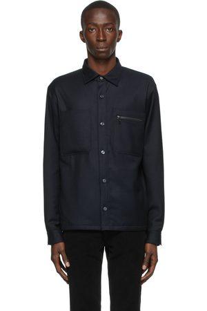Z Zegna Men Casual - Techmerino Flannel Shirt