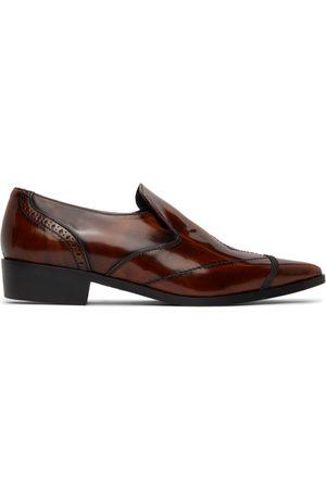 Stefan Cooke Men Loafers - Pointy Single Loafers