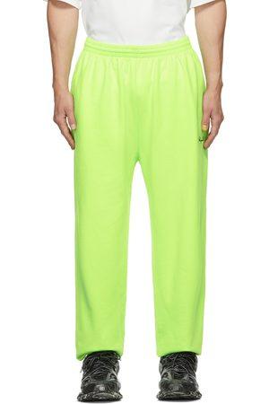 Balenciaga Fleece Lounge Pants