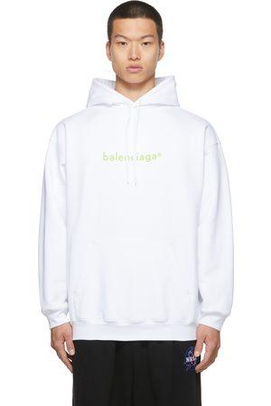 Balenciaga Men Hoodies - New Copyright Medium Fit Hoodie