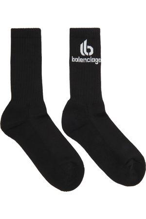 Balenciaga Men Socks - Double B Socks