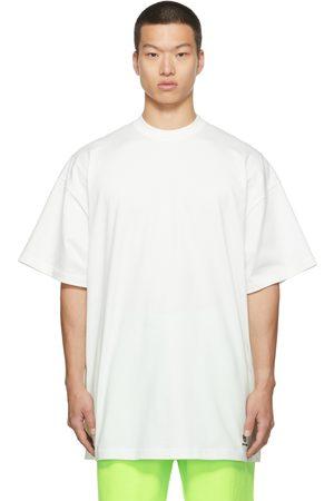 Balenciaga Men T-shirts - Oversized Double B T-Shirt