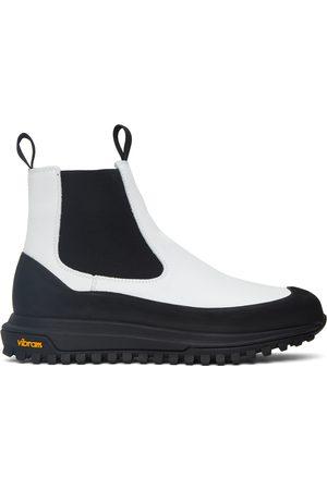 Diemme Men Chelsea Boots - SSENSE Exclusive Off-White Ramon Chelsea Boots
