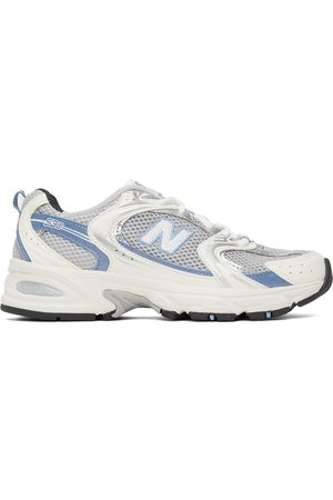 New Balance Women Sneakers - Grey & Blue 530 Sneakers