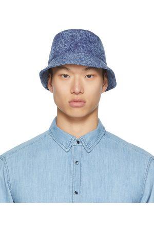 Isabel Marant Men Hats - Denim Haley Bucket Hat