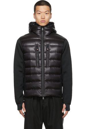 Moncler Down Paneled Tricot Jacket
