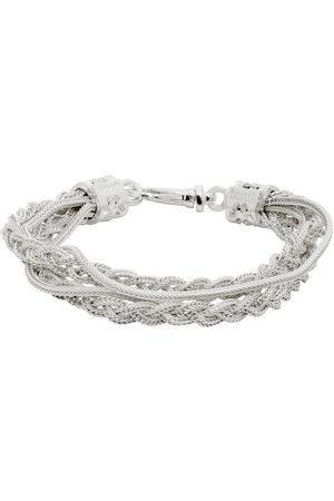 EMANUELE BICOCCHI Men Bracelets - Double Chain & Braided Bracelet