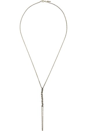 EMANUELE BICOCCHI Men Necklaces - Crochet Y-Shaped Necklace