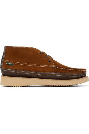 SEBAGO Men Formal Shoes - Brown Miwak Derbys