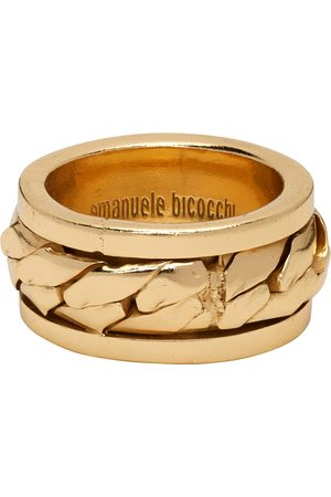 EMANUELE BICOCCHI Men Rings - Chain Ring