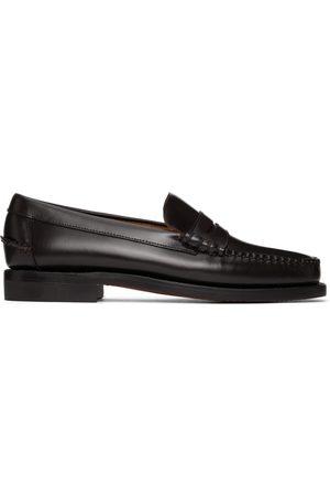 SEBAGO Men Loafers - Black Classic Dan Loafers