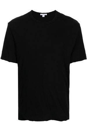 James Perse Short-sleeved cotton T-shirt