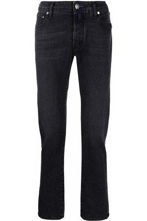 Jacob Cohen Mid-rise straight-leg jeans