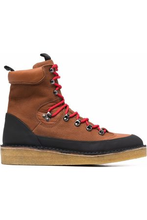 Clarks Desert Coal Hike lace-up boots