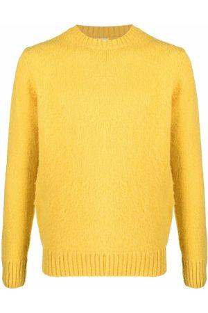 Aspesi Men Sweatshirts - Crew neck wool jumper