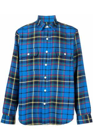Polo Ralph Lauren Plaid cotton long-sleeve shirt