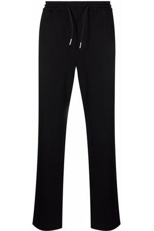 Sandro Men Straight Leg Pants - Drawstring waist straight trousers