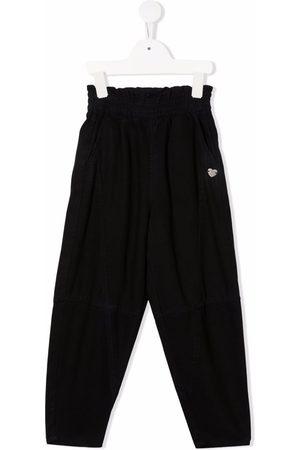 MONNALISA Elasticated-waist track pants