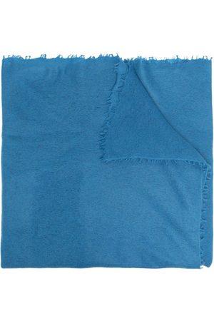 MOULETA Fine cashmere knit scarf