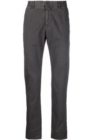 Incotex Men Chinos - Straight-leg chinos - Grey
