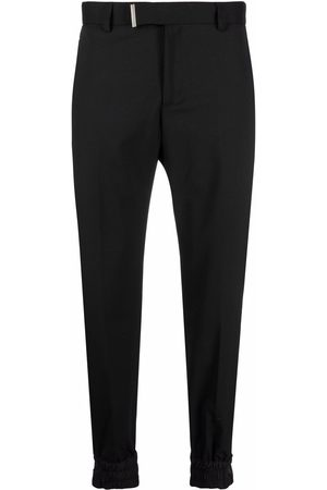 Les Hommes Men Formal Pants - Tapered tailored trousers