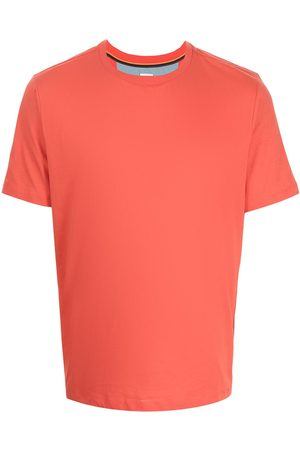 Paul Smith Short-sleeved cotton T-shirt