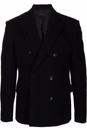 AMIRI Long-sleeve double-breasted jacket