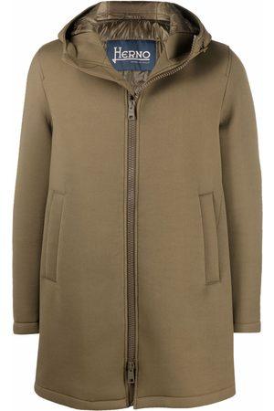 HERNO Zipped long-sleeve jacket