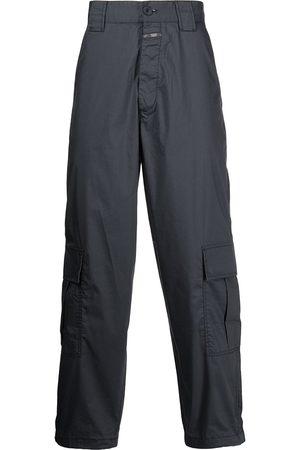 Closed Straight-leg cargo trousers