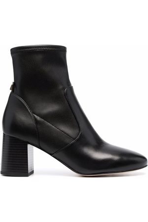 Michael Kors Heidi leather ankle boots