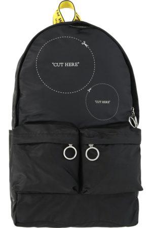 OFF-WHITE Cut here backpack U