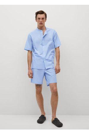 MANGO Men Pajamas - Pajama shorts