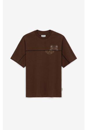 Kenzo Men Short Sleeve - K-Tiger oversized T-shirt