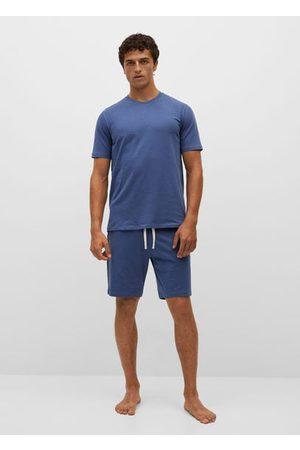 MANGO Organic cotton pajama pack